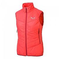 [해외]살레와 Puez TW CLT Vest Hot Coral / Cornell