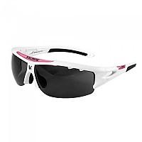 [해외]살밍 V1 Sunglasses 125mm White Frame / Smoked Lens