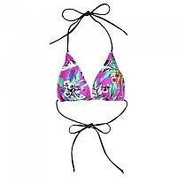 [해외]슈퍼드라이 Electro Tropic Bikini Top Fluro Pink