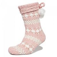 [해외]슈퍼드라이 Sparkle Fairisle Slipper Pink / Rose Gold