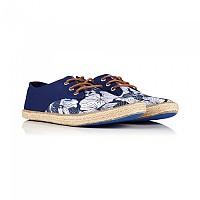 [해외]슈퍼드라이 Skipper Shoe Navy / Linear Hibiscus