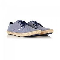 [해외]슈퍼드라이 Skipper Shoe Blue Textured Denim