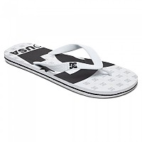 [해외]DC SHOES Spray Graffik White / Grey