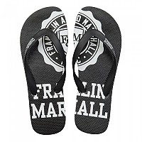 [해외]FRANKLIN&MARSHALL Rubber Uni Black
