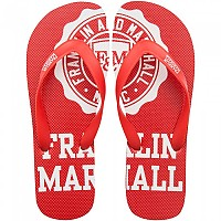 [해외]FRANKLIN&MARSHALL Rubber Uni Fire Red