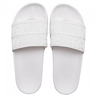 [해외]FRANKLIN&MARSHALL Rubber Embossed White