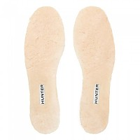 [해외]HUNTER Luxury Shearling Insoles Natural
