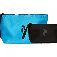 [해외]PEAK PERFORMANCE Travel Case 2 Pack Light Mosaic Blue / Blue Steel