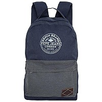 [해외]PEPE JEANS Bazan Bag Middle Grey