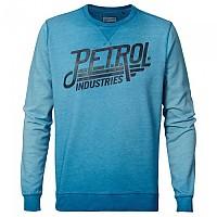 [해외]PETROL INDUSTRIES Sweater R-Neck Aqua Stone