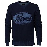 [해외]PETROL INDUSTRIES Sweater R-Neck Dark Indigo