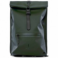 [해외]RAINS Roll Top Rucksack 18L Green