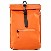 [해외]RAINS Roll Top Rucksack 18L Fire Orange