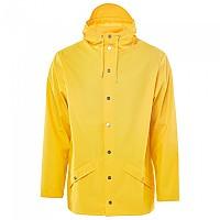 [해외]RAINS Jacket Yellow