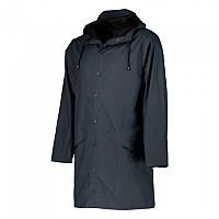 [해외]RAINS Long Jacket Blue