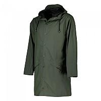 [해외]RAINS Long Jacket Green