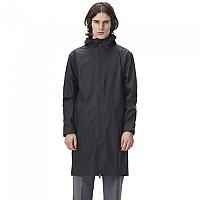 [해외]RAINS Base Jacket Long Black