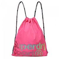 [해외]슈퍼드라이 Drawstring Bag Vibe Pink