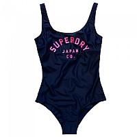 [해외]슈퍼드라이 Swimsuit Dark Navy