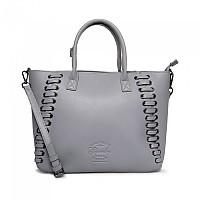 [해외]슈퍼드라이 Karah Laced Handbag Grey
