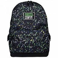 [해외]슈퍼드라이 Mini Splatter Montana Black / Green Splatter