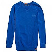 [해외]슈퍼드라이 Garment Dye L.A. Crew Washed Cobalt Blue