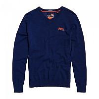 [해외]슈퍼드라이 Orange Label Cotton Vee Utah Royal Grit