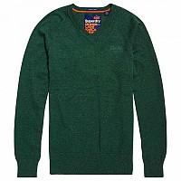 [해외]슈퍼드라이 Orange Label Cotton Vee Bright Mid West Green Grit