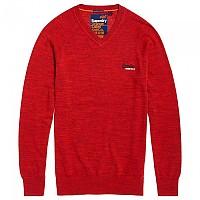 [해외]슈퍼드라이 Orange Label Cotton Vee Alabama Red Grindle