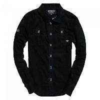 [해외]슈퍼드라이 International Shirt Jacket Black