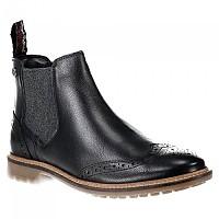 [해외]슈퍼드라이 Brad Brogue Chelsea Black Leather
