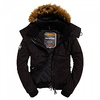[해외]슈퍼드라이 Microfibre Windbomber Black