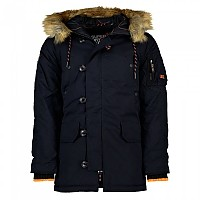 [해외]슈퍼드라이 SDX Parka Super Dark Navy
