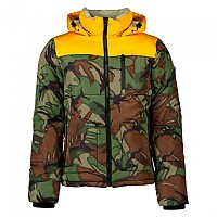 [해외]슈퍼드라이 Expedition Coat Bold Yellow