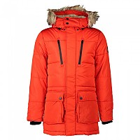 [해외]슈퍼드라이 Expedition Parka Blood Orange