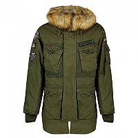 [해외]슈퍼드라이 Rookie Heavy Weather Parka Dirty Khaki
