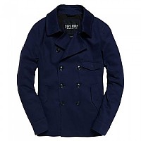[해외]슈퍼드라이 Blockade Bedford Peacoat Dark Navy