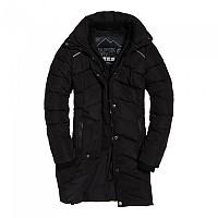 [해외]슈퍼드라이 Glacier Down Coat Black