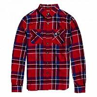 [해외]슈퍼드라이 Lumberjack L/S Shirt Firvale Red Check
