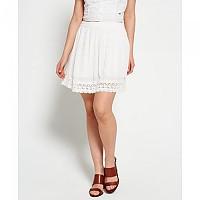 [해외]슈퍼드라이 Boho Beauty Skirt Off White