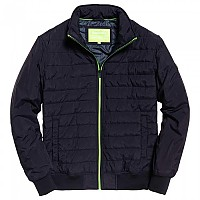 [해외]슈퍼드라이 International Quilted Navy