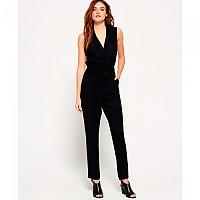 [해외]슈퍼드라이 Savannah Sleeveless Jumpsuit Black