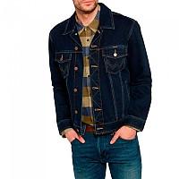 [해외]WRANGLER Authentic Western Jacket Blue Black