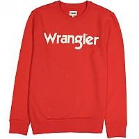 [해외]WRANGLER Multi Logo High Risk Red