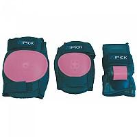 [해외]ATIPICK Junior Skate Protection Set Pink