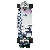 [해외]D STREET Surfskate Swell Multi