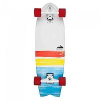 [해외]D STREET Surfskate Cut Back Multi