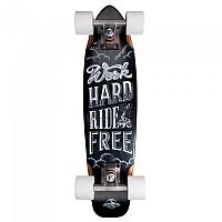[해외]D STREET Cruiser Maple Ride Free Black / Grey