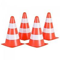 [해외]HUDORA Pylons Set Of 4 Orange / White