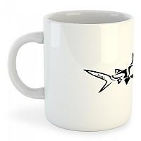 [해외]KRUSKIS Mug Shark Tribal 325ml White